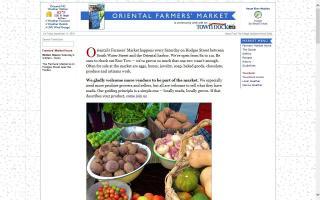 Oriental Farmers' Market