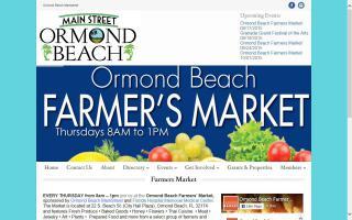 Ormond Beach Farmers Market