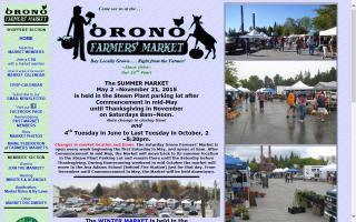 Orono Farmers Market