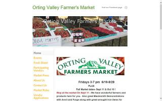 Orting Valley Farmers Market