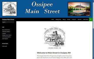 Ossipee Main Street  Farmers' Market