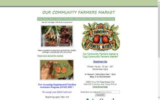 Our Community Farmers' Market, Inc. - Peachtree City