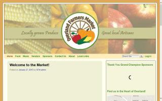 Overland Farmer's Market 63114