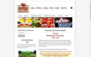 Peachtree City Farmers Market