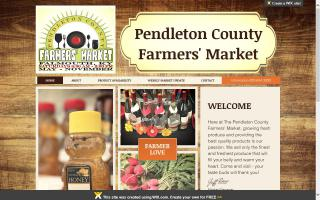 Pendleton County Farmers Market