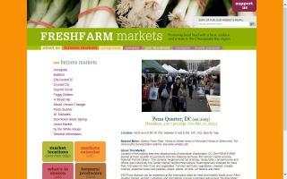 Penn Quarter FRESHFARM Market