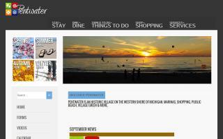 Pentwater Famers Market