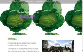 Pinedale Farmers Market