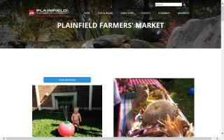 Plainfield Chamber of Commerce Farmers' Market