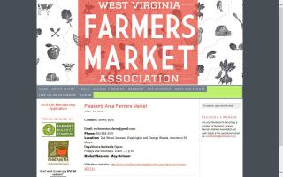 Pleasants Area Farmers Market