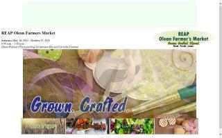 REAP Olean Farmers Market