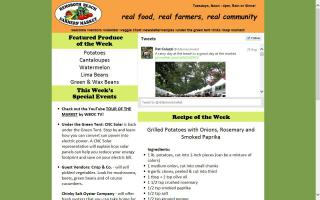 Rehoboth Beach Farmers Market
