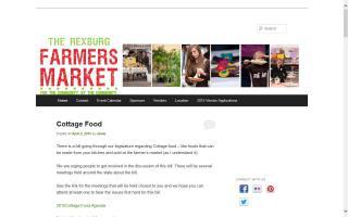 Rexburg Farmers Market