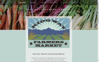 Ridgeway Farmers Market