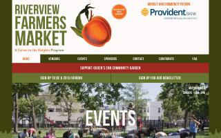 Riverview Farmers Market