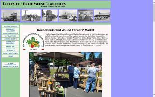 Rochester/Grand Mound Farmers' Market