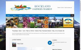 Rockland Farmers' Market