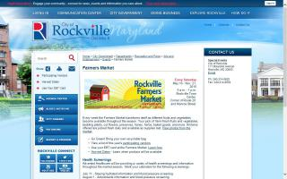 Rockville Farmers' Market