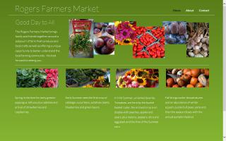 Rogers Farmers Market