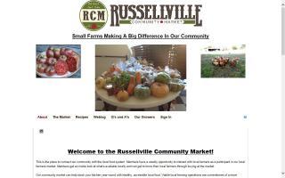Russellville Community Market