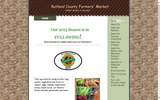Rutland County Farmers' Market INC