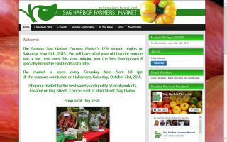 Sag Harbor Farmers Market
