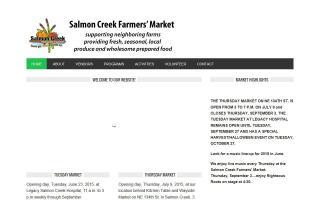 Salmon Creek Farmers' Market