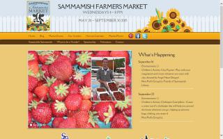 Sammamish Farmers Market