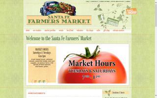 Santa Fe Farmers Market - Southside Market