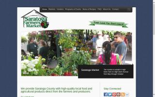 Saratoga Farmers' Market - Indoor Market (November-April)