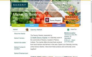 Saxony Market