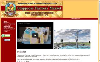Scappoose Community Cub Farmers Market