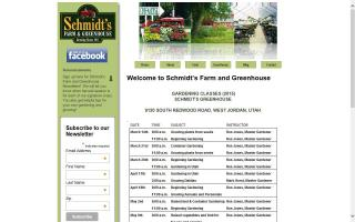 Schmidt's Farm and Greenhouses