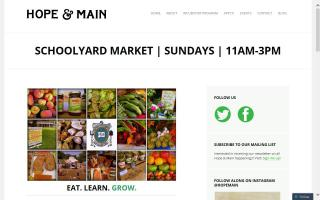 Schoolyard Market