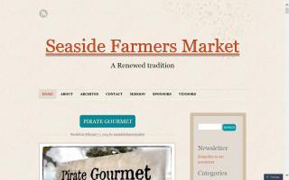 Seaside Farmers Market