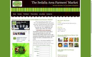 Sedalia Area Farmers' Market