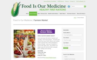 Seneca Nation Farmers Market