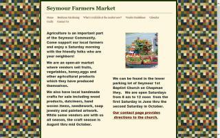 Seymour Farmers Market