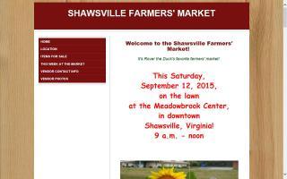 Shawsville Farmers' Market