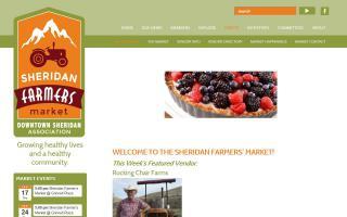 Sheridan's Farmers Market