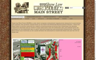 Show Low Main Street Farmers' Market & Art Walk