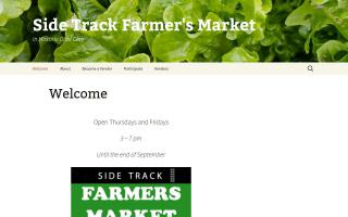 Side Track Farmer's Market