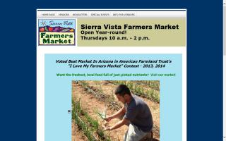 Sierra Vista Farmers Market