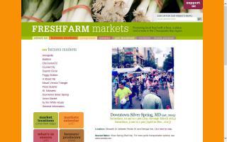 Silver Spring FRESHFARM Market