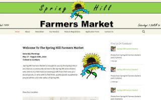 Spring Hill Farmers Market
