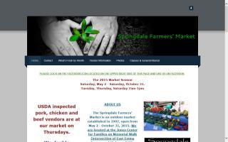 Springdale Farmers' Market