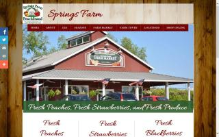 Springs Farm Farmers Market