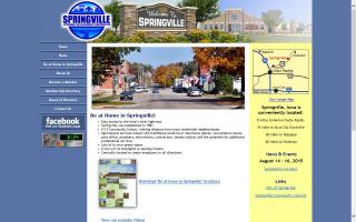 Springville Farmers' Market
