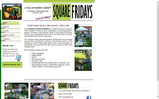 Square Fridays Flea and Farmers' Market