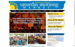 St. Petersburg Saturday Morning Market